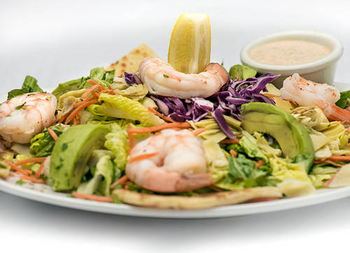 shrimp-salad